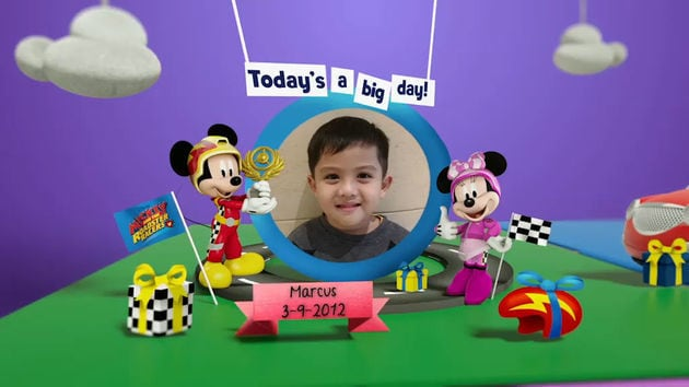 8 9 Toys For Birthdays : Disney junior birthday book 2018 september album 8 disney video