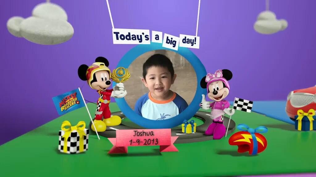 Disney Junior Birthday Book 2018 September Album 11