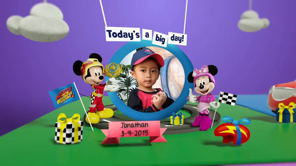 Disney Junior Birthday Book 2018 September Album 12
