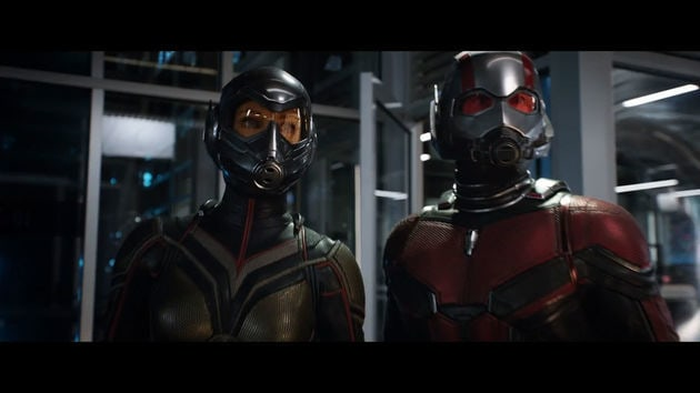 Marvel Studios: Ant-Man and the Wasp | Home Entertainment Trailer