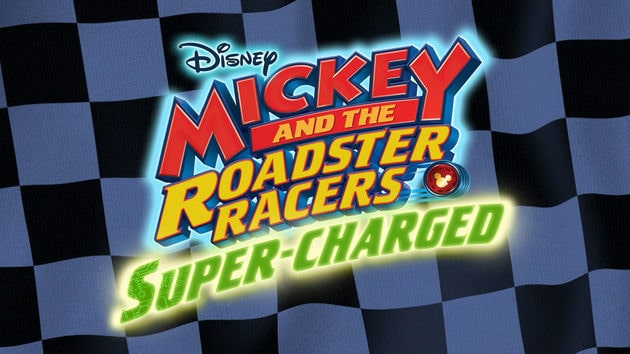 Mickey and The Roadster Racers: Supercharged Teaser