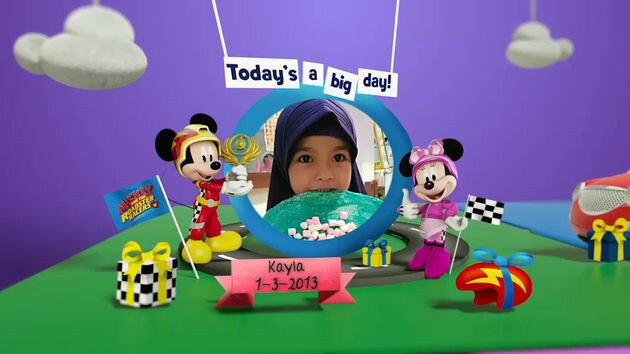 Disney Junior Birthday Book 2019 March Album 10