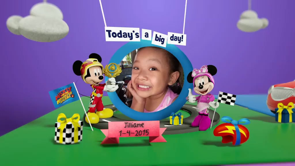 Disney Junior Birthday Book 2019 April Album 2