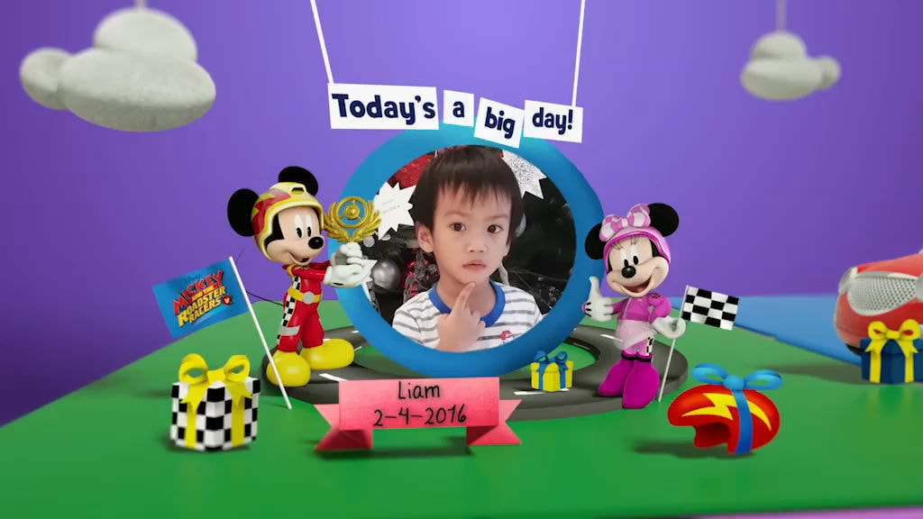 Disney Junior Birthday Book 2019 April Album 11