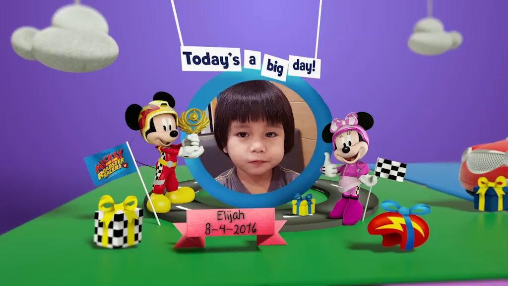 Disney Junior Birthday Book 2019 April Album 4