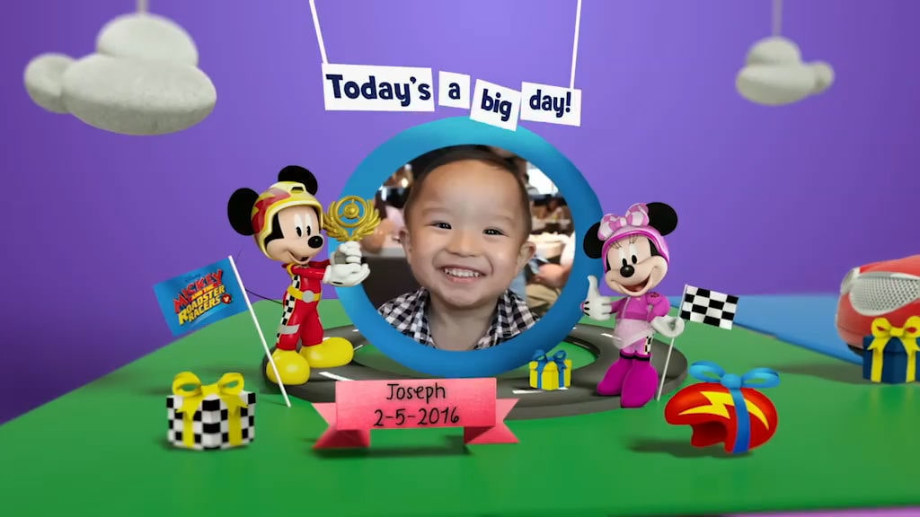 Disney Junior Birthday Book 2019 May Album 11