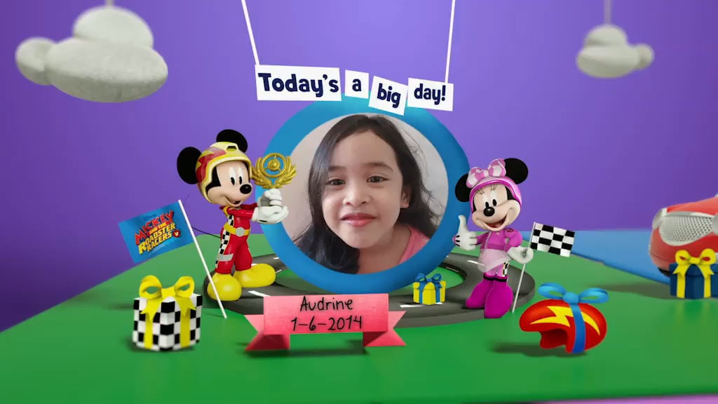 Disney Junior Birthday Book 2019 June Album 6