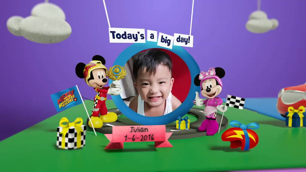 Disney Junior Birthday Book 2019 June Album 12