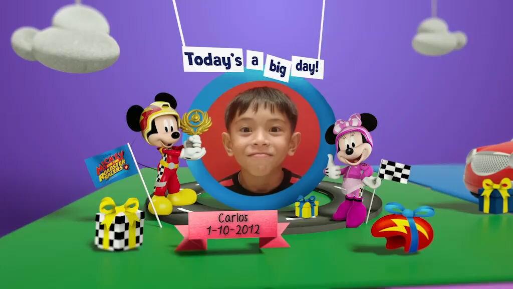 Disney Junior Birthday Book 2019 October Album 3