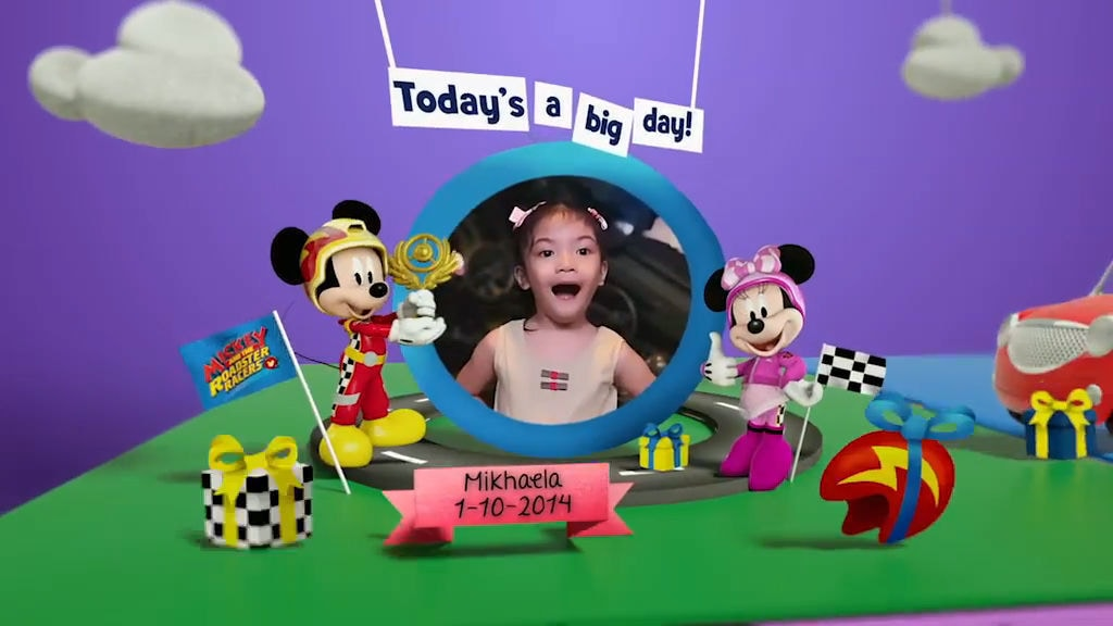 Disney Junior Birthday Book 2019 October Album 10