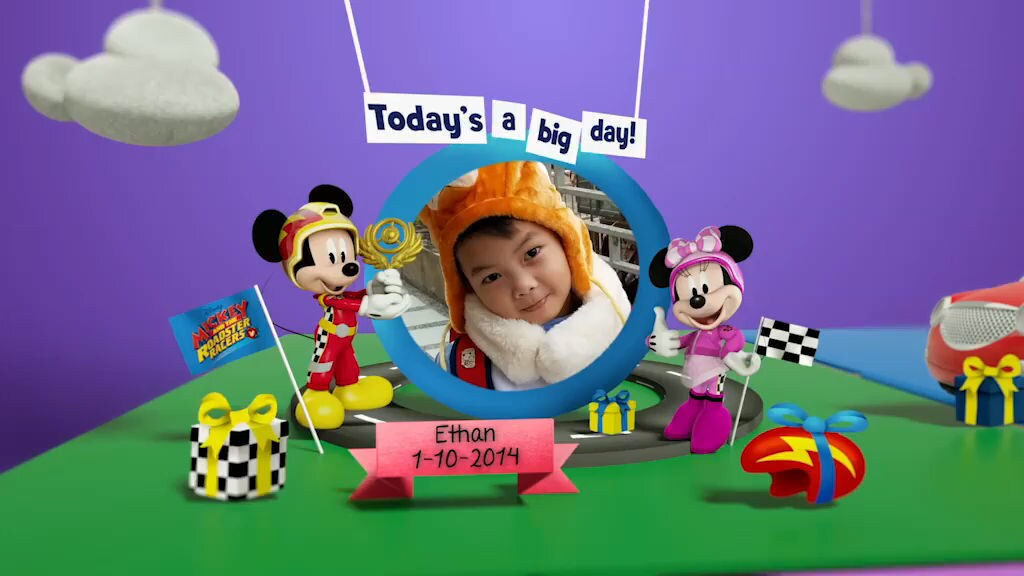 Disney Junior Birthday Book 2019 October Album 11