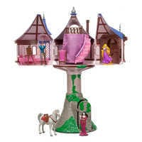 Image of Rapunzel Tower Play Set - Tangled # 1