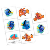 Image of Finding Dory Tattoos - 2 Pack # 1