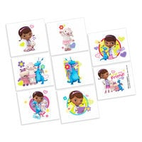 Doc McStuffins Tattoos - 2 Pack