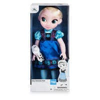Image of Disney Animators' Collection Elsa Doll - Frozen - 16'' # 2