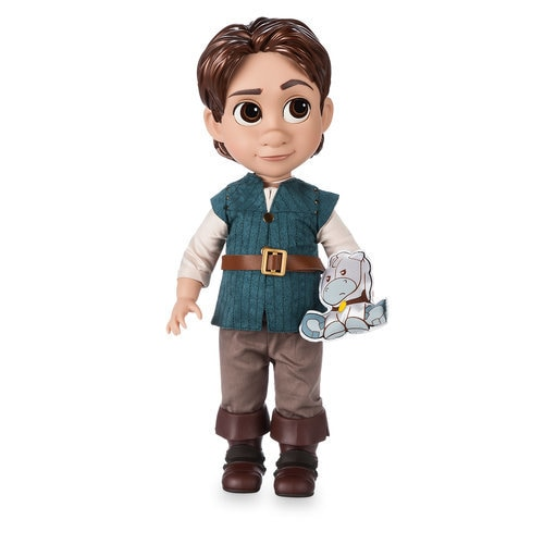 Disney Animators' Collection Flynn Doll - 16''