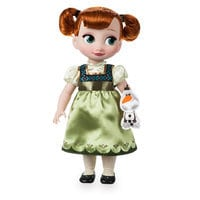 Disney Animators' Collection Anna Doll - Frozen - 16''