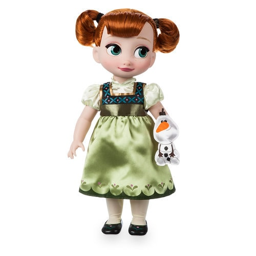 Disney Animators Collection Anna Doll Frozen 16