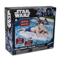 Image of Millennium Falcon Inflatable Ride-On - Star Wars # 2