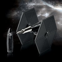 TIE Fighter Fountain Pen by S.T. Dupont - Star Wars - Limited Edition