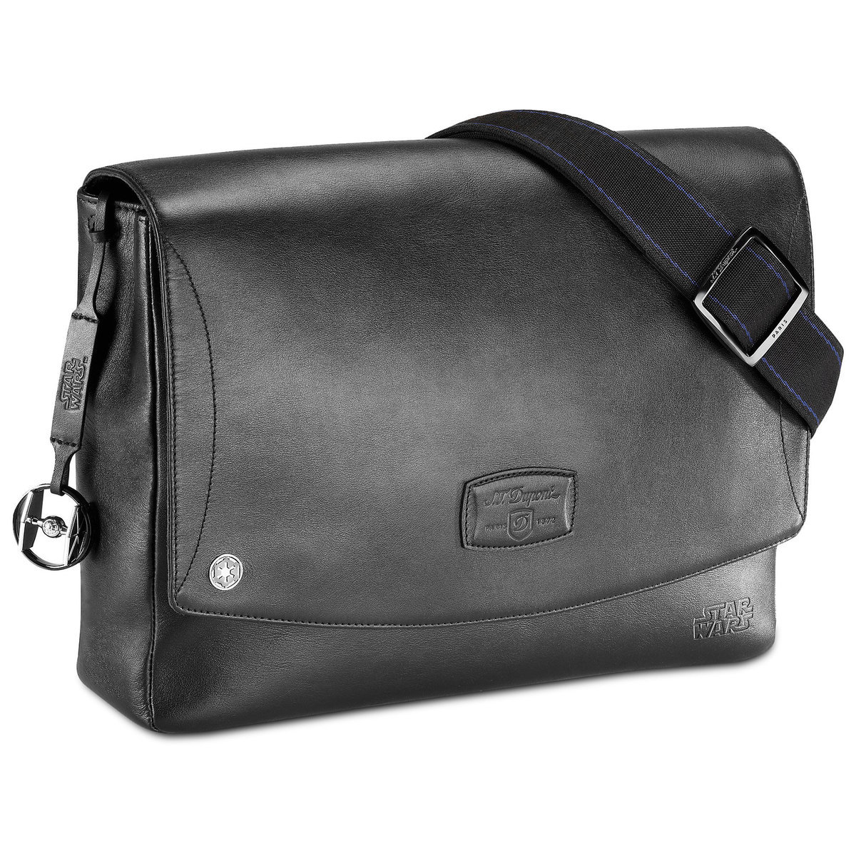 5c47fa5bd7 Product Image of TIE Fighter Messenger Bag by S.T. Dupont - Star Wars -  Limited Edition