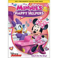 Image of Minnie's Happy Helpers DVD # 1