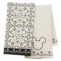 Image of Mickey Mouse Icon Kitchen Towel Set - Disney Kitchen # 1