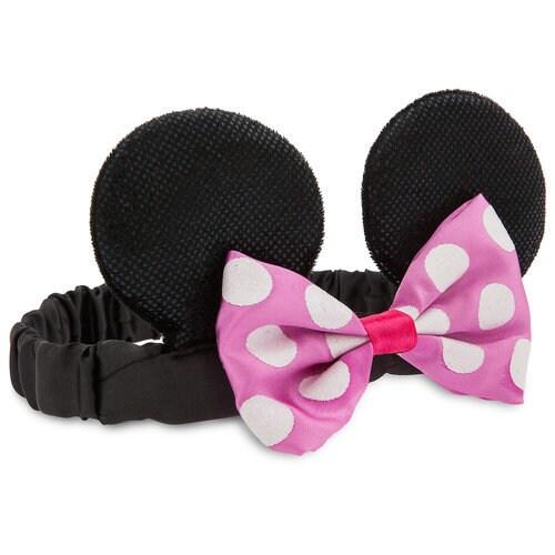 Minnie Mouse Ear Headband For Baby Shopdisney