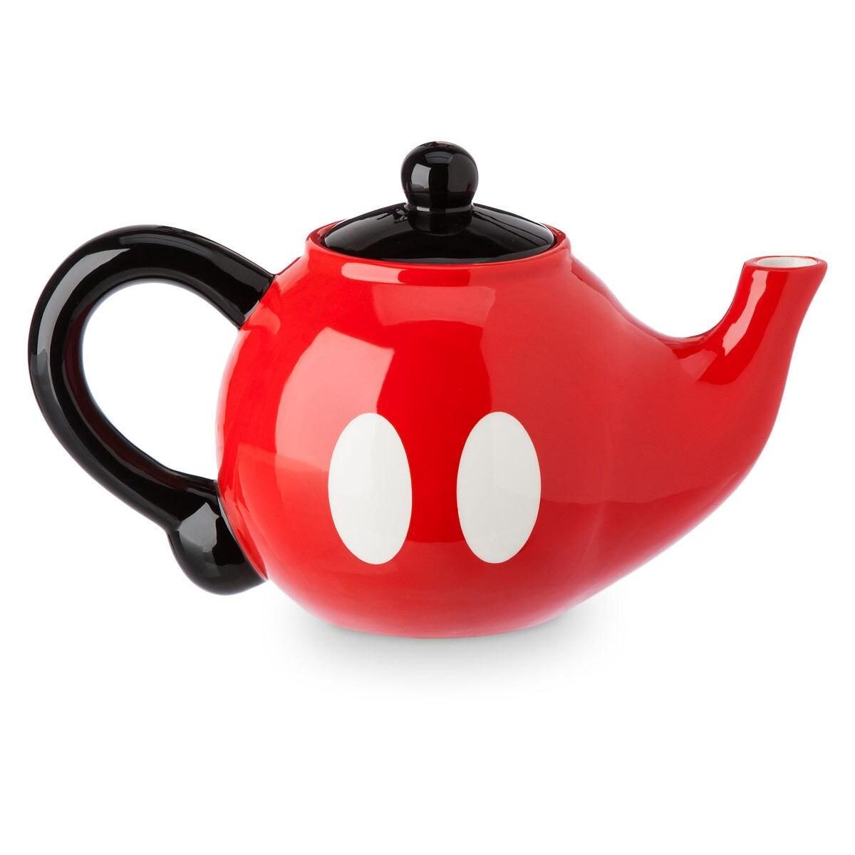 Mickey Mouse Colorful Kitchen Teapot | shopDisney