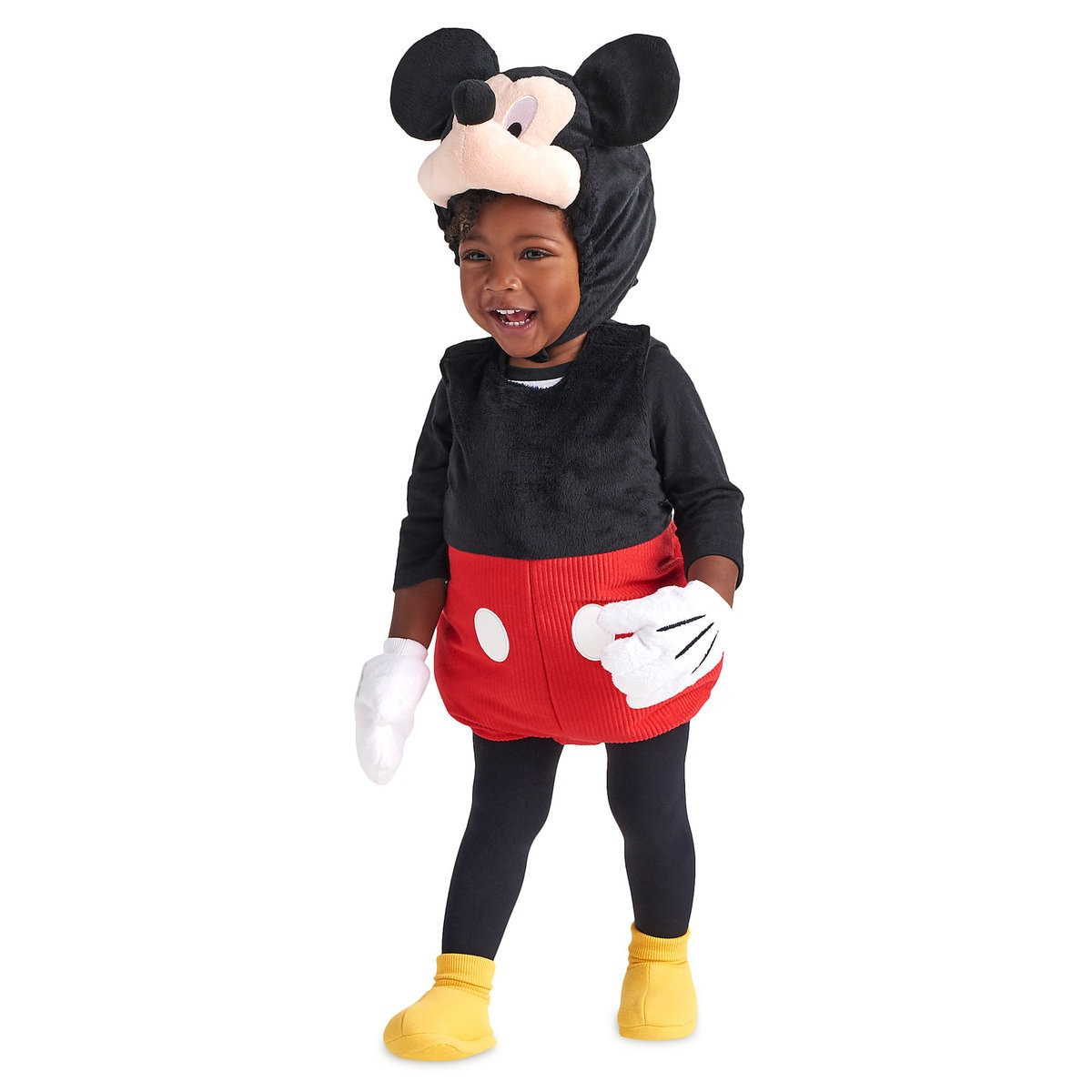 4f1b1927afa58 Product Image of Mickey Mouse Plush Costume for Baby # 1