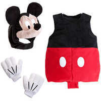 Image of Mickey Mouse Plush Costume for Baby # 2