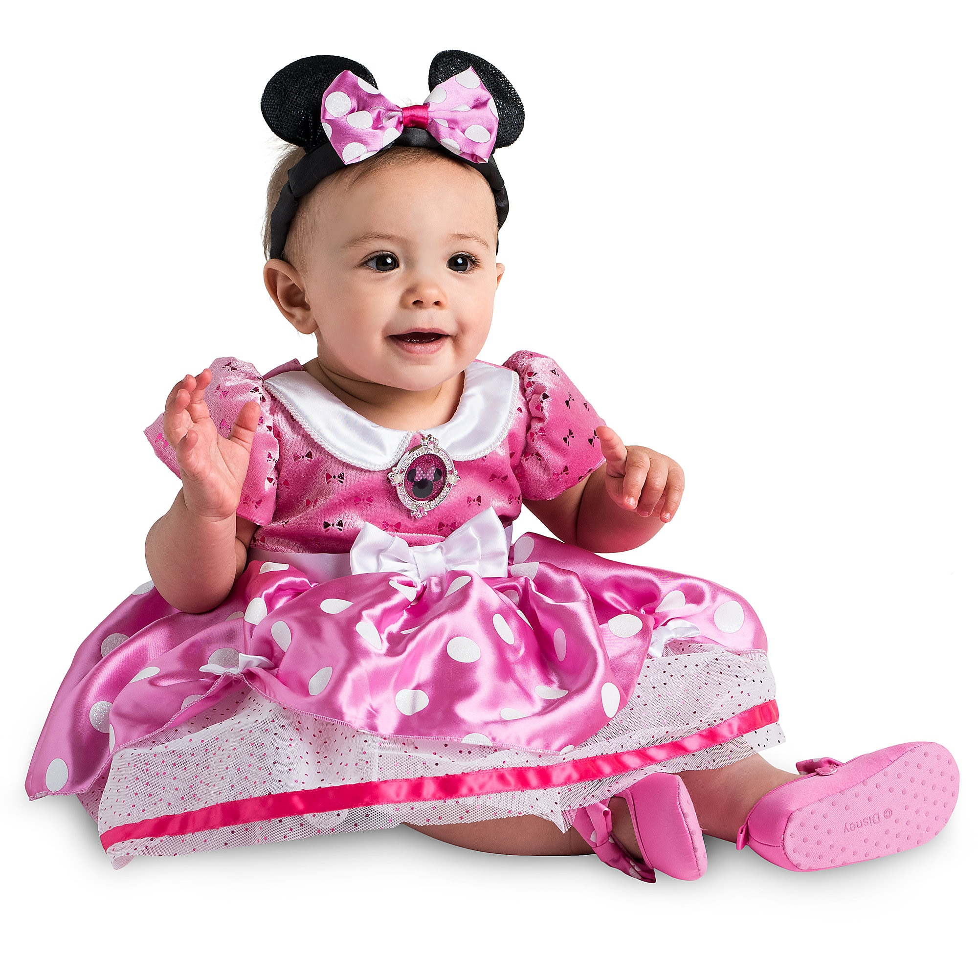 Minnie Mouse Costume for Baby shopDisney