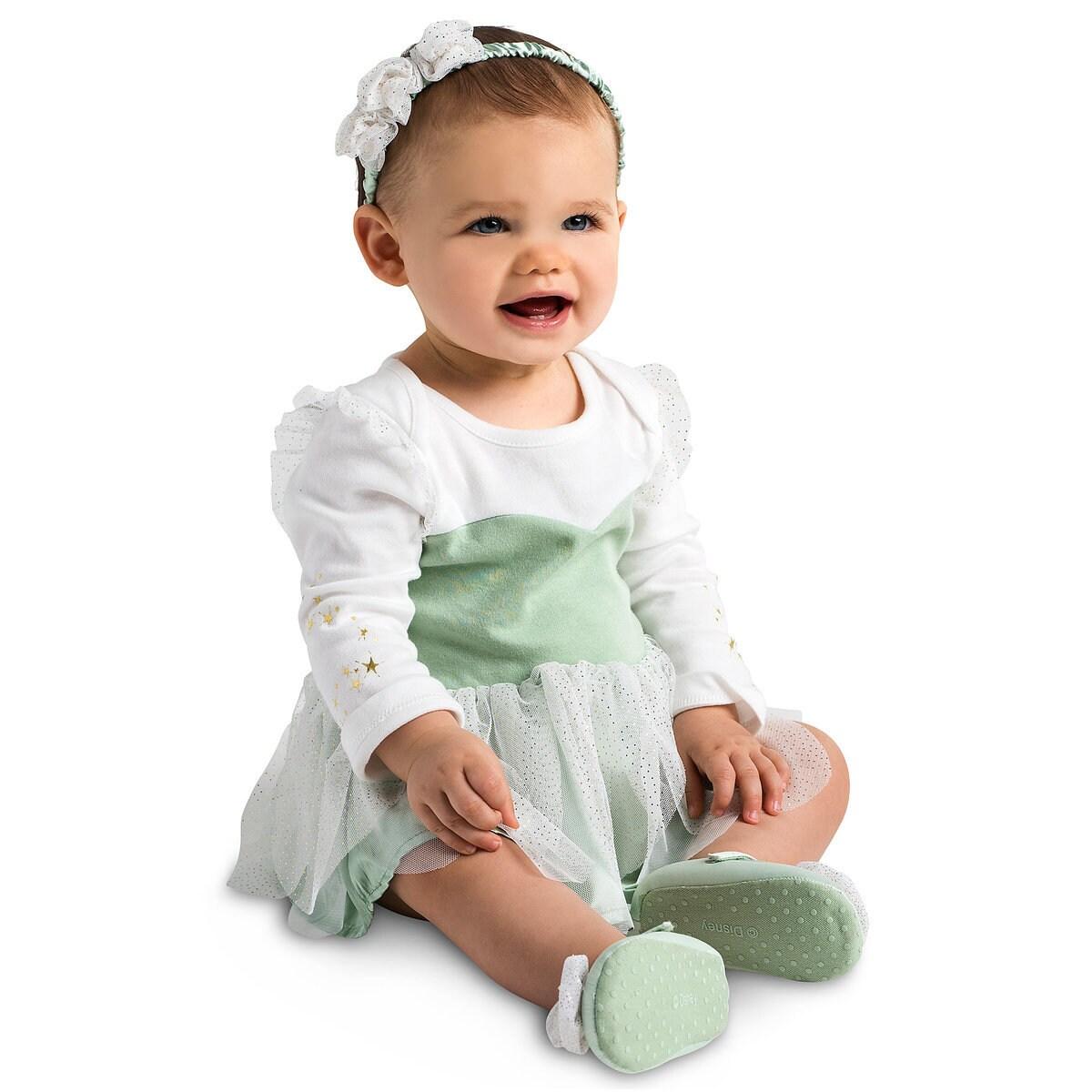 Tinker Bell Costume Bodysuit for Baby   Personalizable. Tinker Bell Costume Bodysuit for Baby   Personalizable   shopDisney