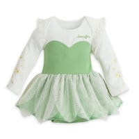 Tinker Bell Costume Bodysuit for Baby - Personalizable