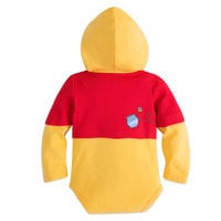 Winnie the Pooh Cuddly Costume Bodysuit for Baby - Personalizable
