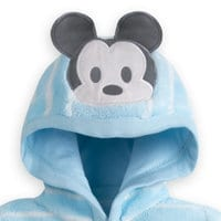 Mickey Mouse Hooded Romper for Baby - Personalizable