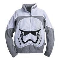 Stormtrooper Hooded Jacket for Men - Star Wars