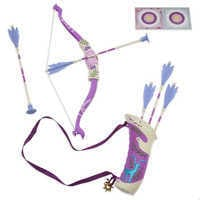 Image of Rapunzel Bow and Arrow Set - Tangled the Series # 1