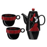 Minnie Mouse Signature Tea Set for Two - Limited Edition