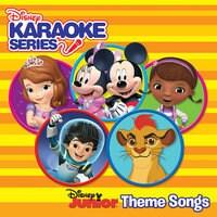 Disney Karaoke Series - Disney Junior Theme Songs CD