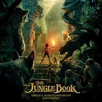The Jungle Book Soundtrack CD - Live Action