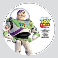 Toy Story Vinyl Picture Disc