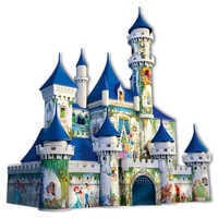 Image of Disney Castle 3D Puzzle by Ravensburger # 2