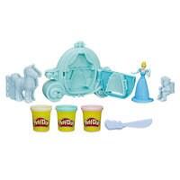 Image of Cinderella Royal Carriage Play-Doh Set # 1