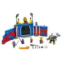 Image of Marvel Thor vs. Hulk: Arena Clash Playset by LEGO - Thor: Ragnarok # 1