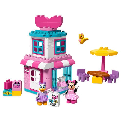 Minnie Mouse Bow Tique Playset By Lego Shopdisney