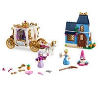 Image of Cinderella's Enchanted Evening Playset by LEGO # 1