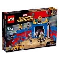 Image of Marvel Thor vs. Hulk: Arena Clash Playset by LEGO - Thor: Ragnarok # 4