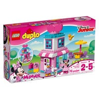 Image of Minnie Mouse Bow-tique Playset by LEGO # 4
