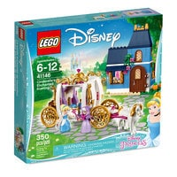 Image of Cinderella's Enchanted Evening Playset by LEGO # 4